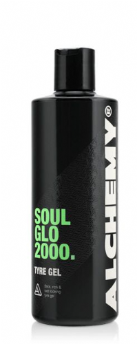 Alchemy Soul Glo 2000 Tyre Gel Dressing